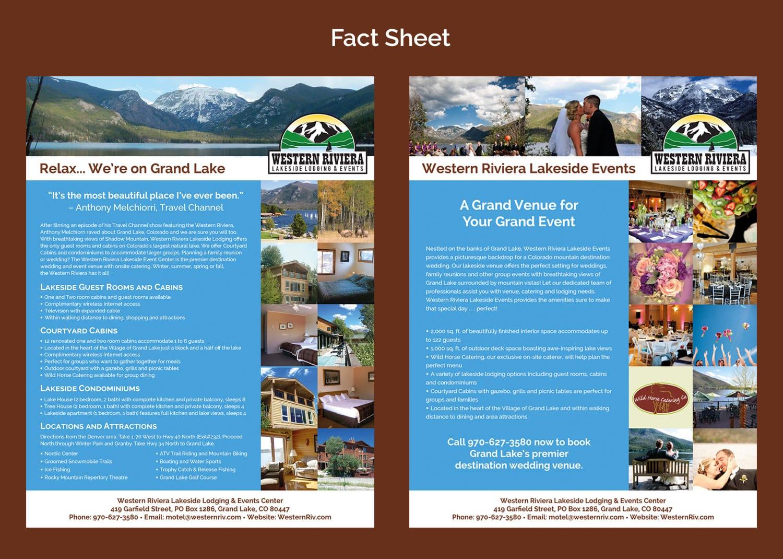 Western Riviera Fact Sheet