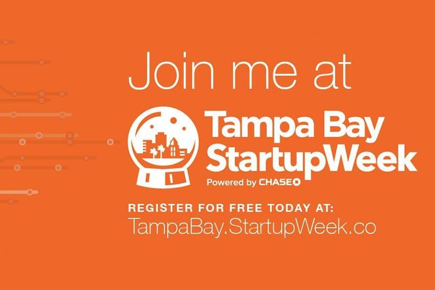 Tampa Bay Startup Week blog