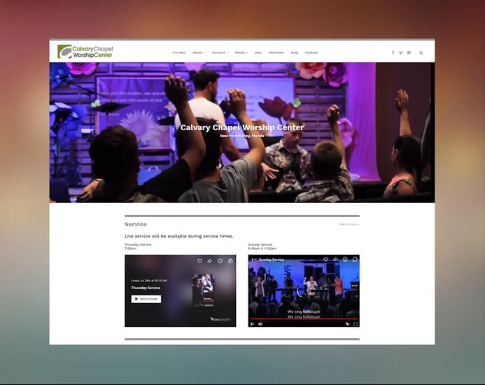 CCWC home page
